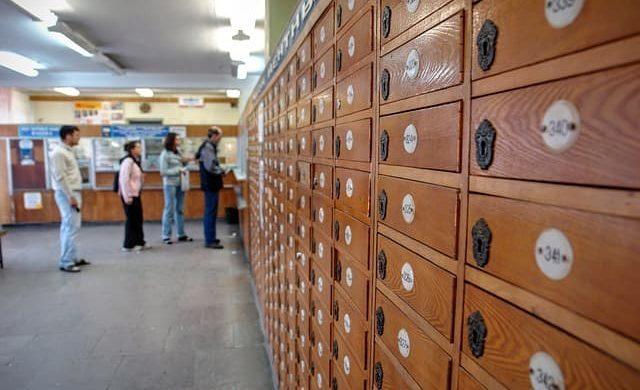 高雄瑞豐郵局門口的小攤位