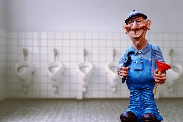 酒店業最會掃廁所的酒醉少爺~高登!